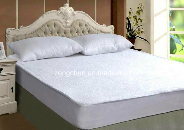 Coral Fleece Waterproof Mattress Protector