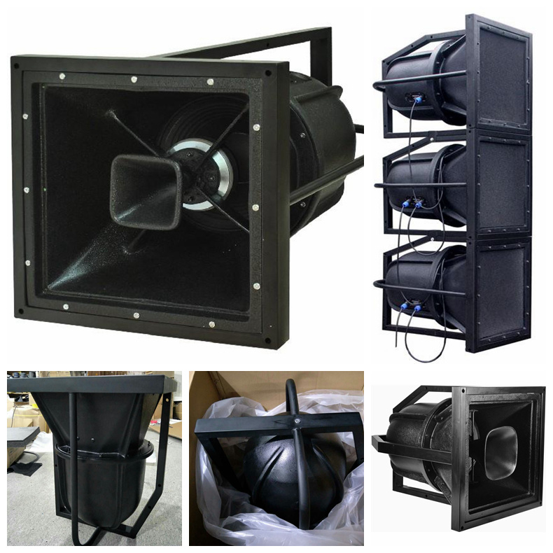 PRO Audio Equipment 15 Inch Professional Horn Speaker Box
