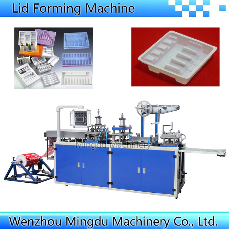 Lid Making Machine for Plastic Medicine Tray (Model-500)