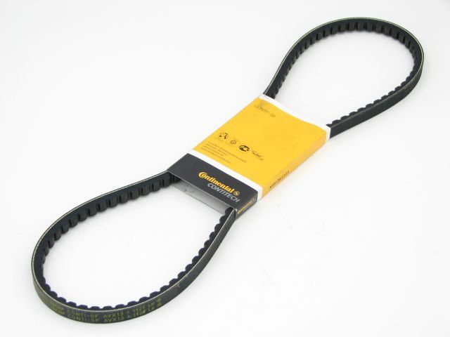 Black Wrapped V-Belt a. B. C Type Use in Power Transmission of Machines High Quality for Sale