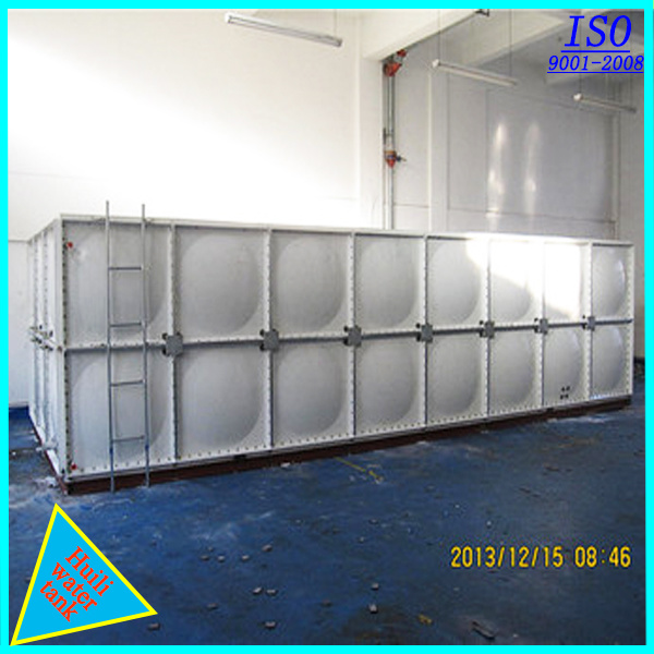 High Quality GRP Sectional Water Storage Tank