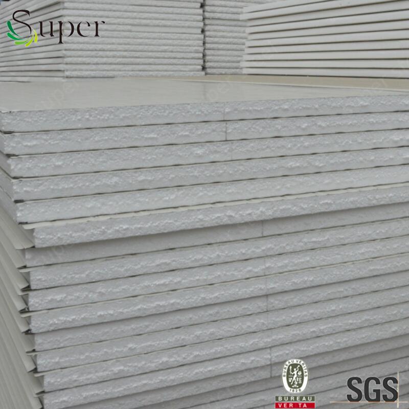 EPS Foam Roof Panel Sandwich Board for Fast Construction Building