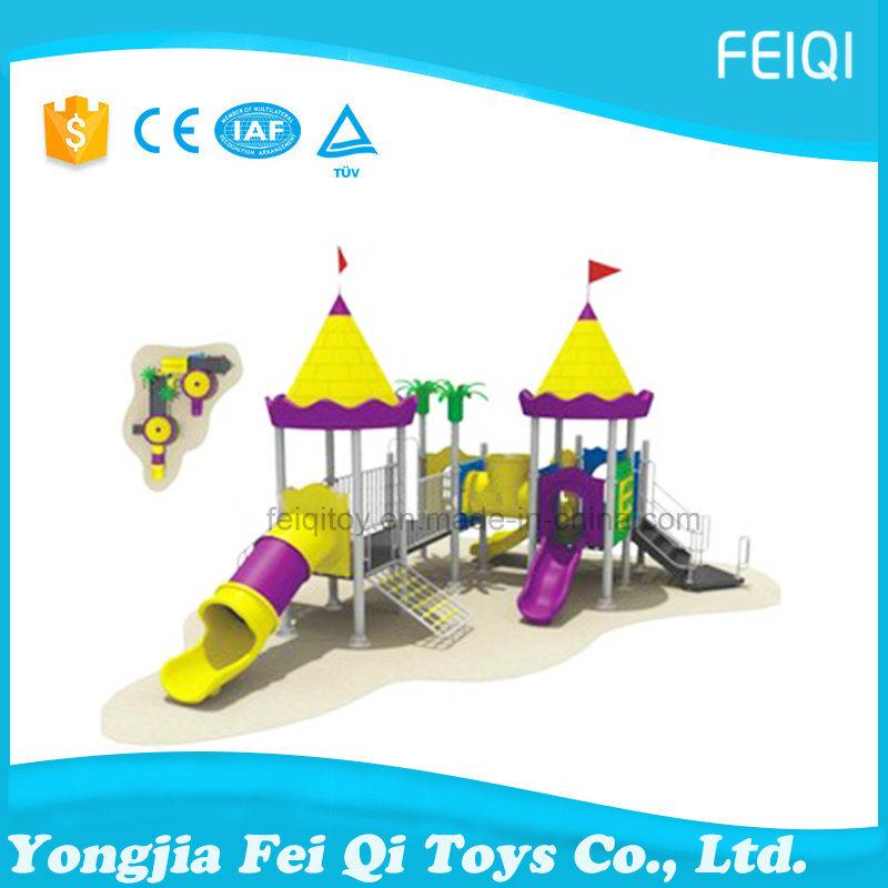 Top Quality Buy Children Slide Kid Playground Castle Series (FQ-YQ05402)