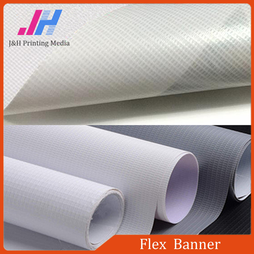 Flex Raw PVC Material Banner Roll