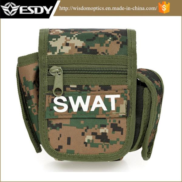 7 Colors Utility Tool Waist Pouch Carrier Bag Digital Camo Tool Bag