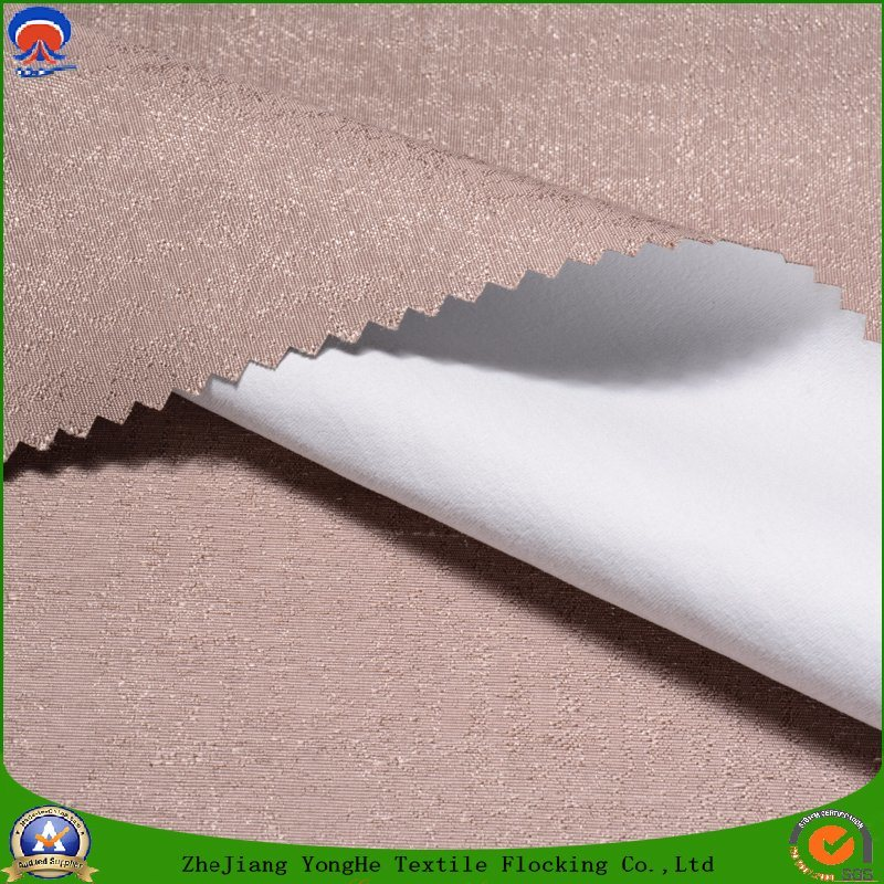 Home Textile Woven Fabric Polyester Fabric Waterproof Fr Blackout Curtain Fabric for Window