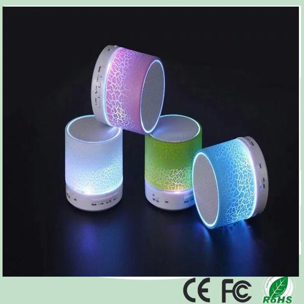 Top Selling Waterproof LED Outdoor Mini Bluetooth Speaker (BS-07)