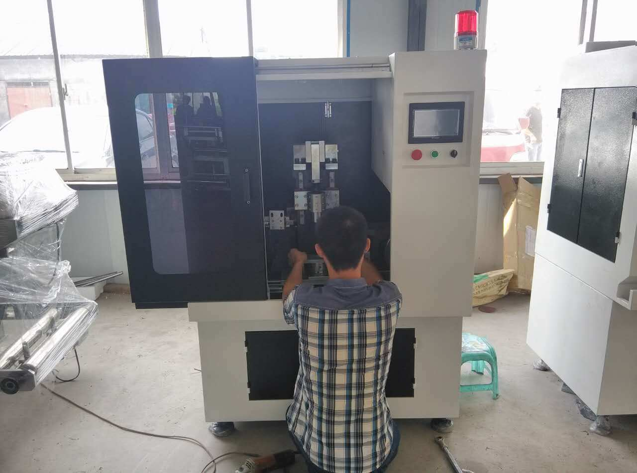 Automatic PTFE Powder Molding Machine for Gasket