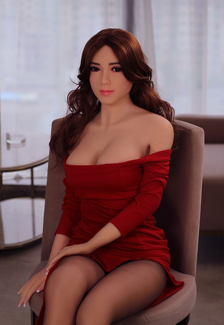 Ce Certification Full Silicone Real Sex Doll 165cm Isabel with Metal Skeleton
