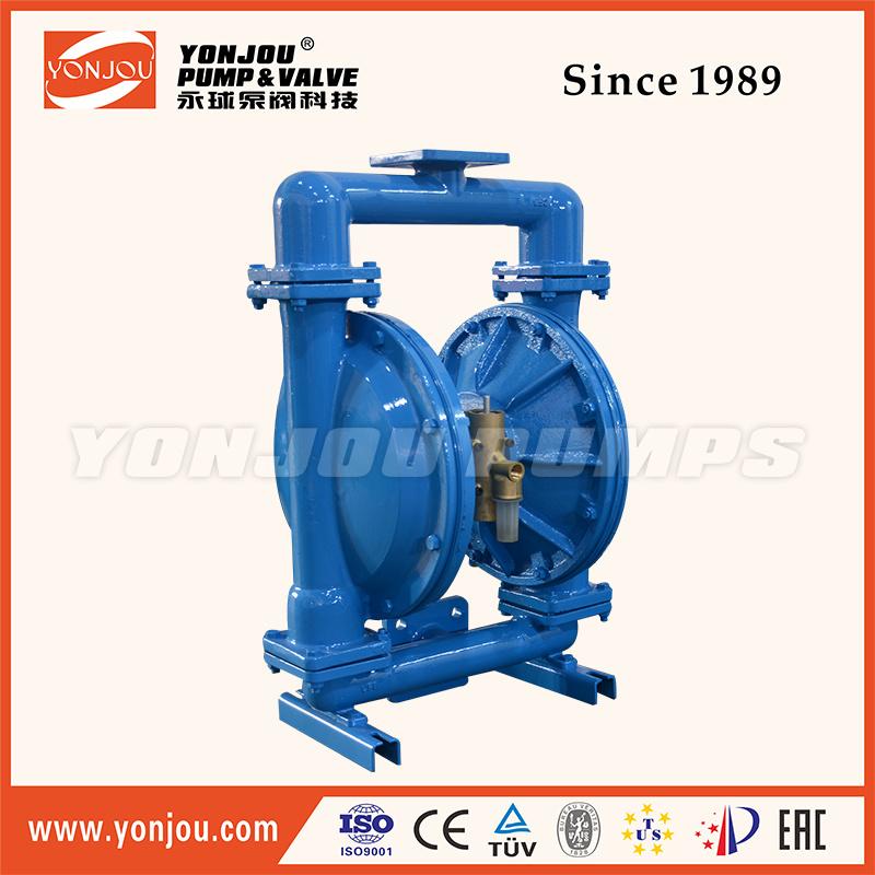 PP Pneumatic Diaphragm Pump