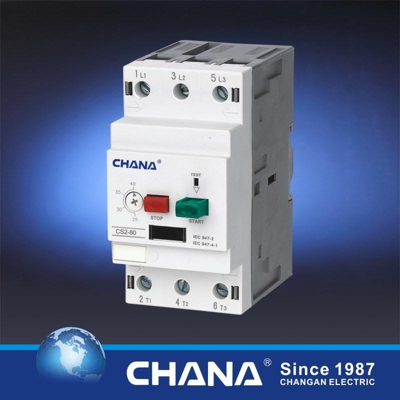 CS2-80 Motor Protection Circuit Breaker