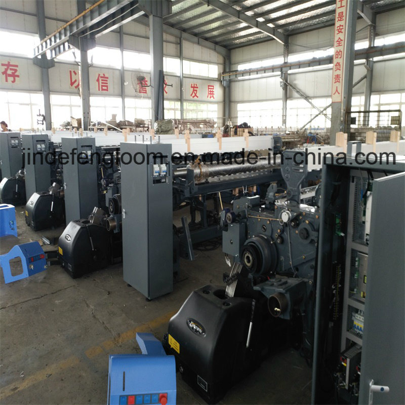 Zax9100 4 Color Air Jet Loom Textile Weaving Machine