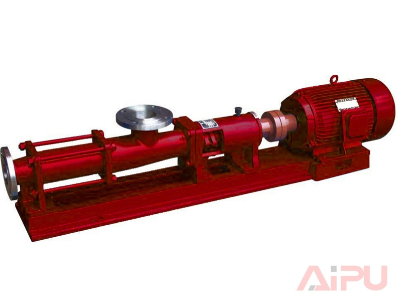 Screw Pump for Oilfield Mud Cleaning and Solids Control System