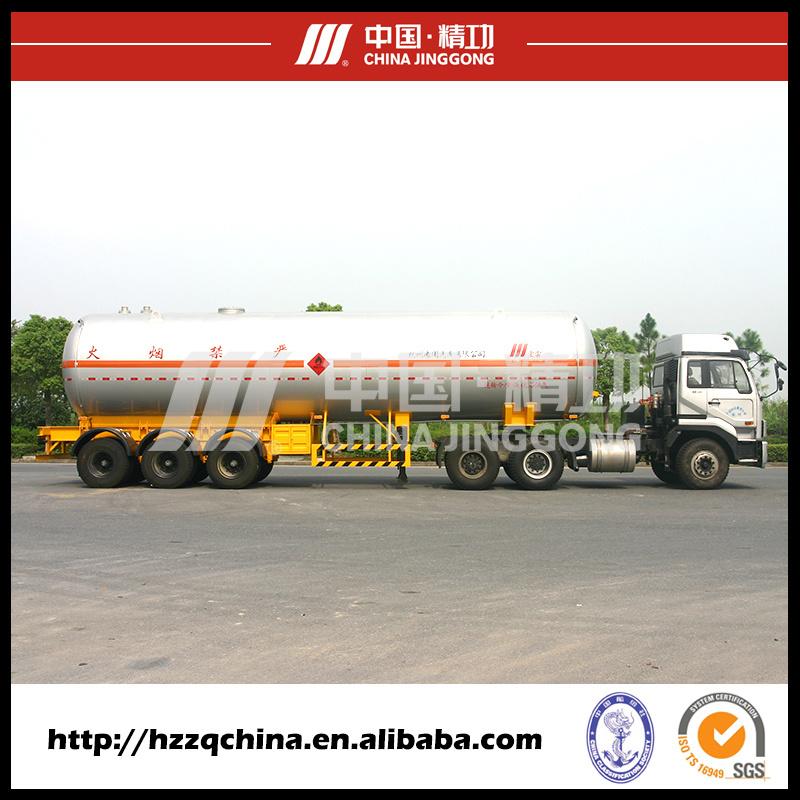 58000L LPG Tank Semi Trailer (HZZ9407GYQ)