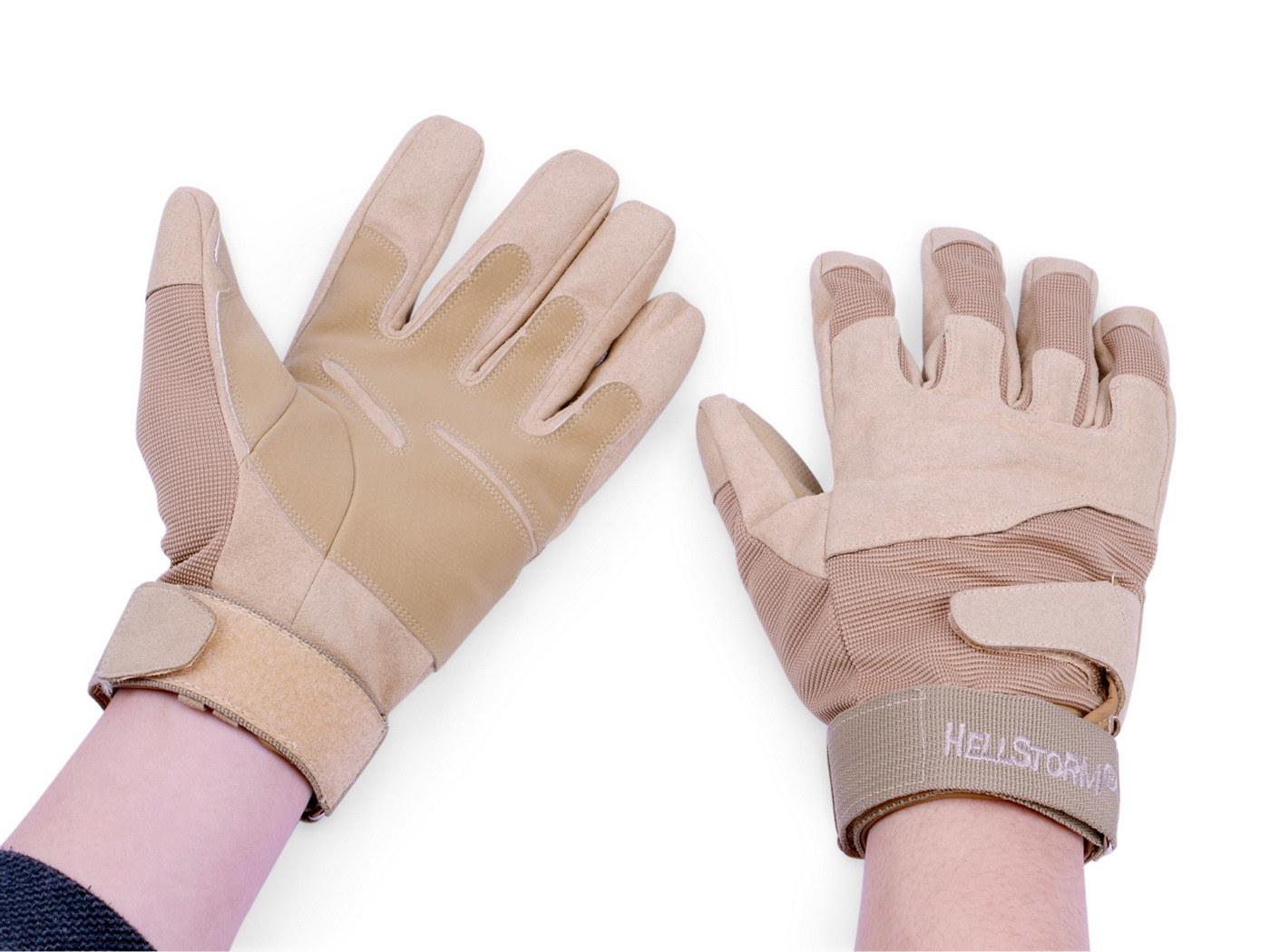 Full Finger Tactical Assault Glove