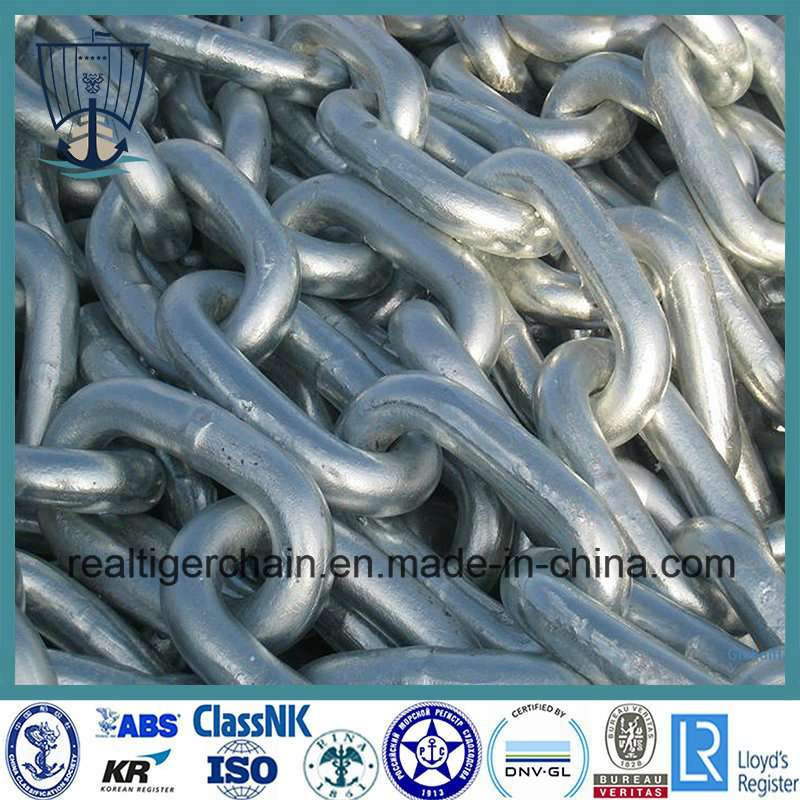 High Tensile Open Link Chain/ Studless Link Anchor Chain