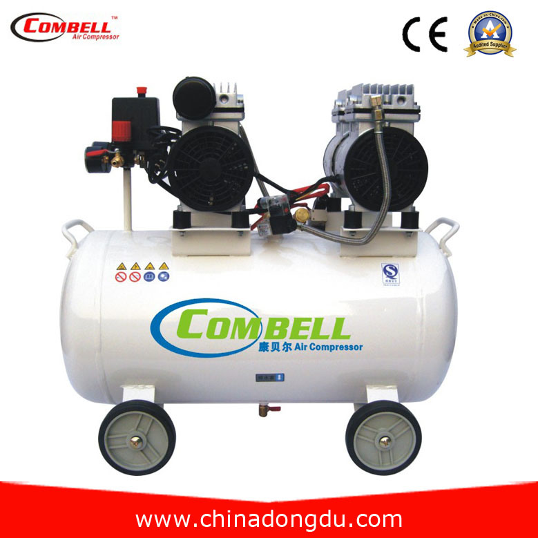 CE Silent Oil Free Air Compressor Dental Use (DDW50/8)