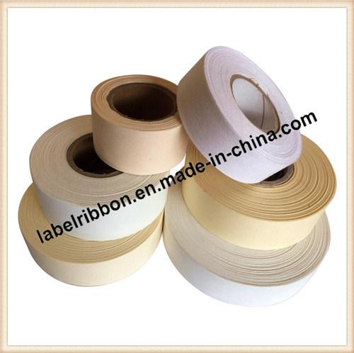 Oeko-Tex Label Printing 100% Cotton Canvas Tape (CC2402)