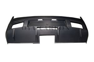 Carbon Fiber Rear Bumper for Lamborghini Gallardo Lp-570