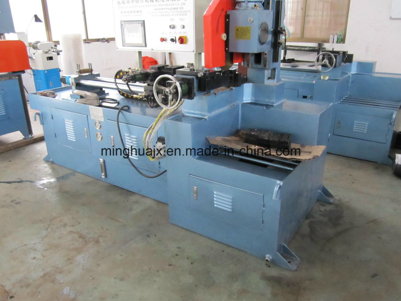 Full Automatic Cold Saw Machine Mc-350CNC