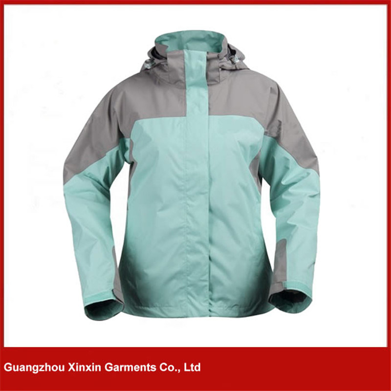 Hot Sale Waterproof Windbreaker Jackets Maker (J108)