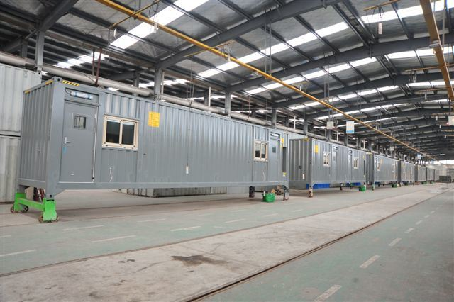 Accomodation Containers