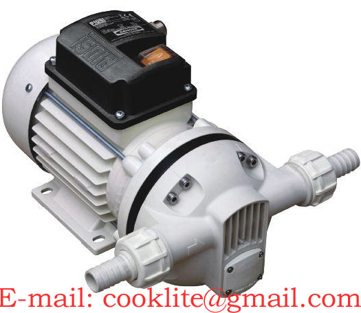 Electric AC Adblue Transfer Diaphragm Pump 220V 40L/Min