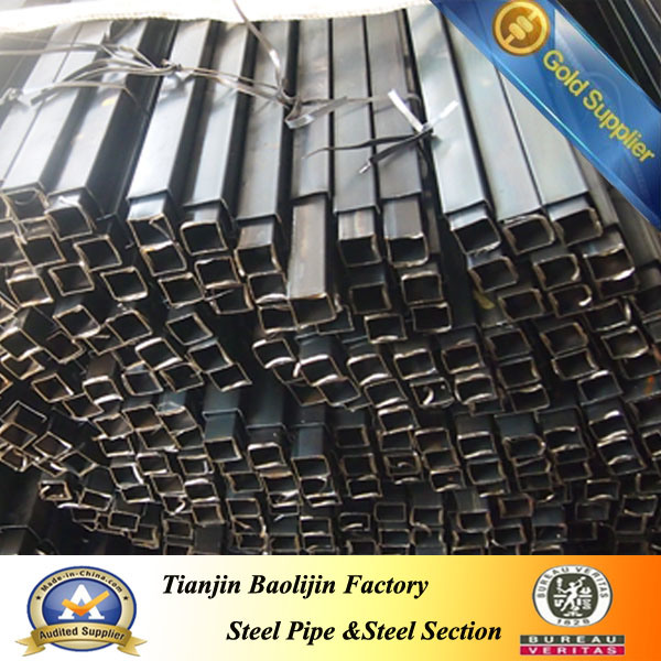 Round Square Rectangular Straight Welding Cold Drawn Iron Pipe