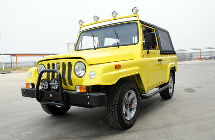 for Jeep BAW Zhan Qi
