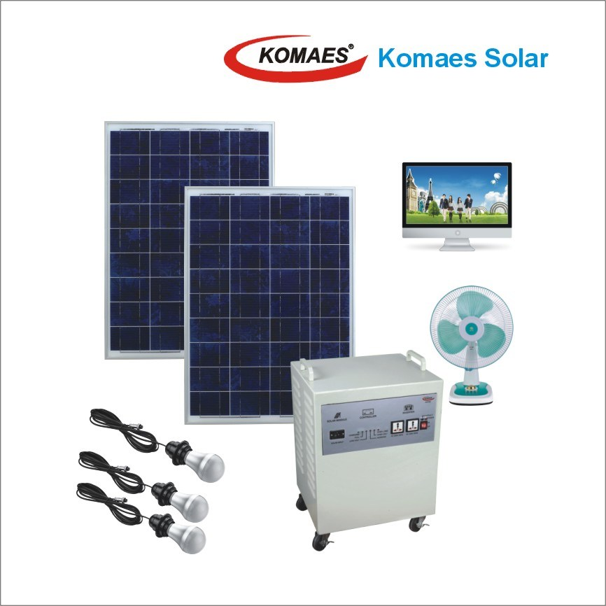 160W PV Panel Solar Panel Home Solar System with TUV IEC Mcs CE Inmetro Idcol Soncap Certificate