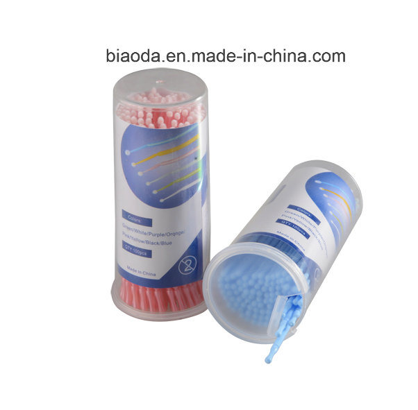 Dental Manufacture! Disposable Dental Micro Applicators Dental Micro Brush 100PCS/Box