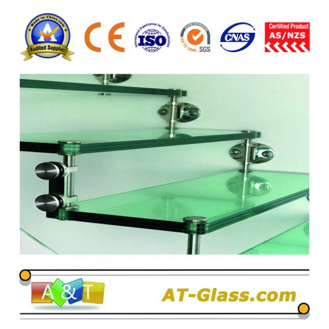 6.38mm Laminated Safety Glass/Laminated Glass/Tinted Laminated Glass with as-Nzs 2208: 1996