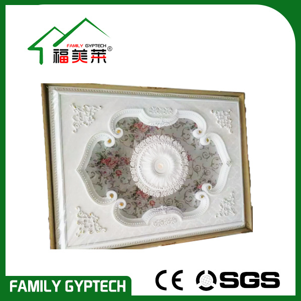 PVC Medallion for Interior Ceiling Decoration