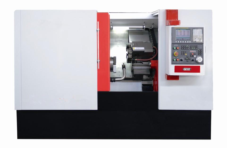 CNC Lathe (TCK4545)