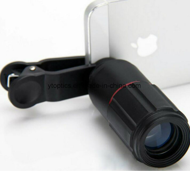 Optical Zoom Mobile Phone Lens 8X Telescope