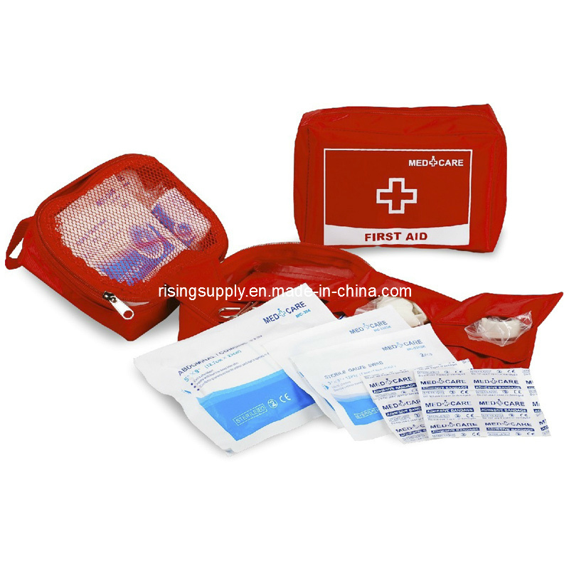 Camping First Aid Kit (HS-025)