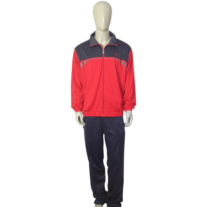 Custom Men′s Sports Wear Soccer Tracksuit