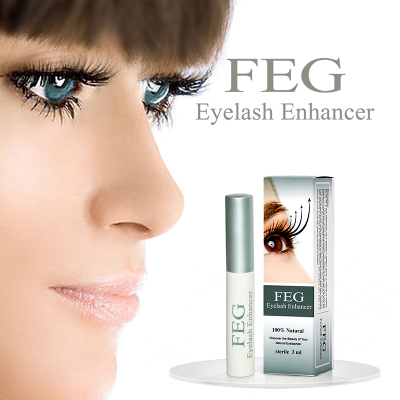 Eyelash Growth Liquid/Serum Make Your Big Eyes Sexy Natural Eyelashes