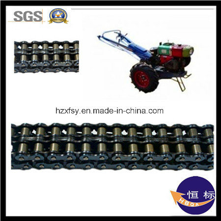 12A-2-50L ANSI Standard Steel Double Row Short Pitch Transmission Precision Roller Chain