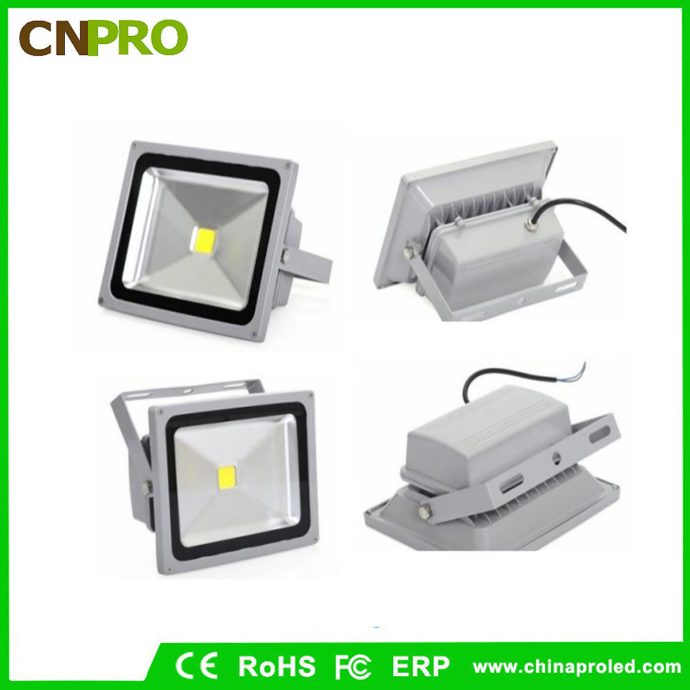 Color Changing Outdoor 50W LED Flood 85-265V