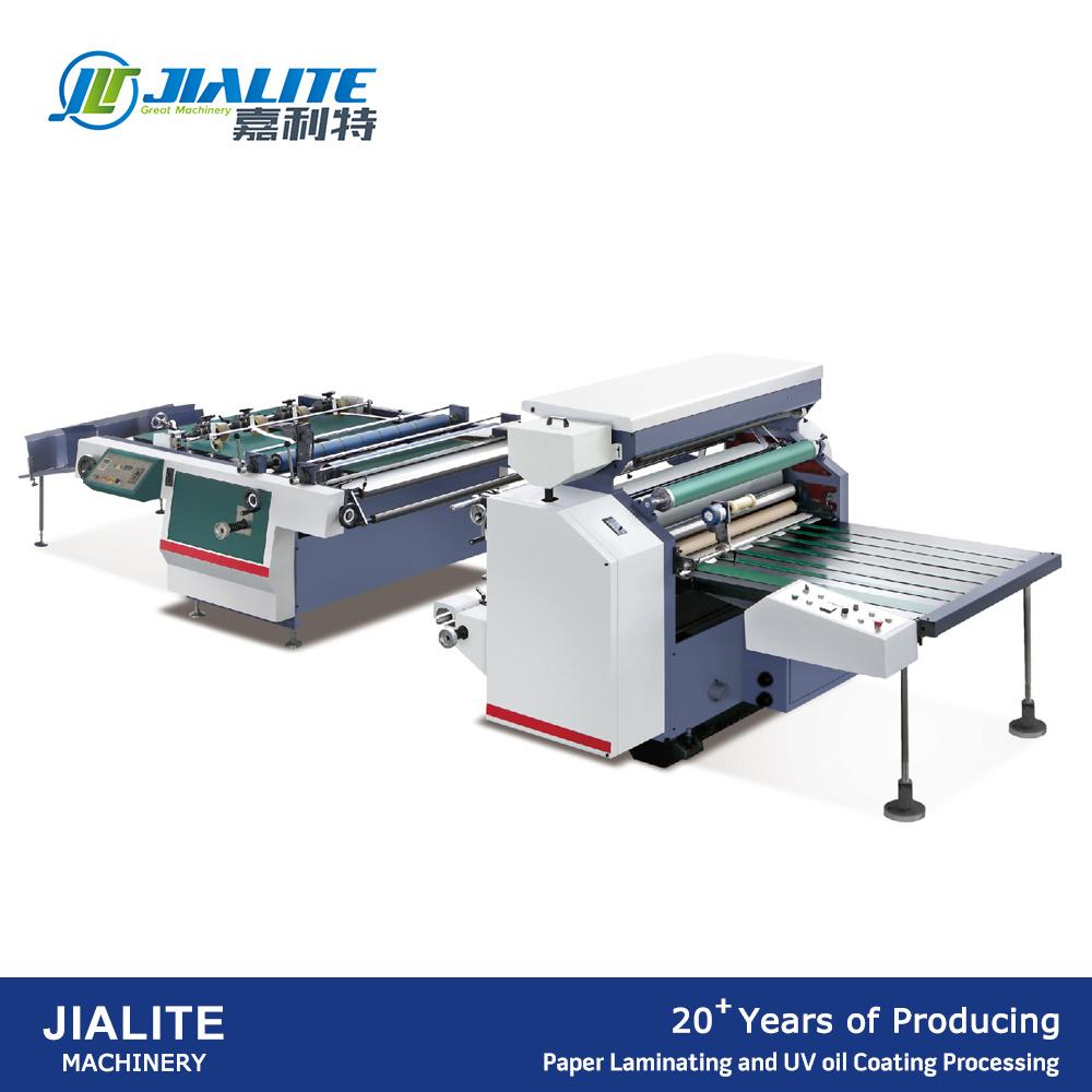 Msfy-1050m Semi-Automatic Laminating Machine