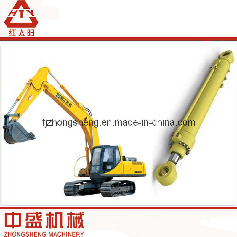 Hydraulic Cylinder Design : China new design komatsu excavator hydraulic cylinder