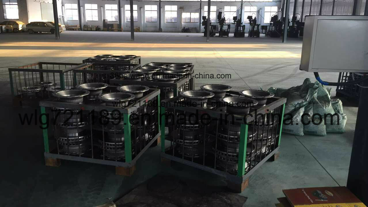 Long Useful Life and High Quality Truck Brake Disc for BPW Bus Series