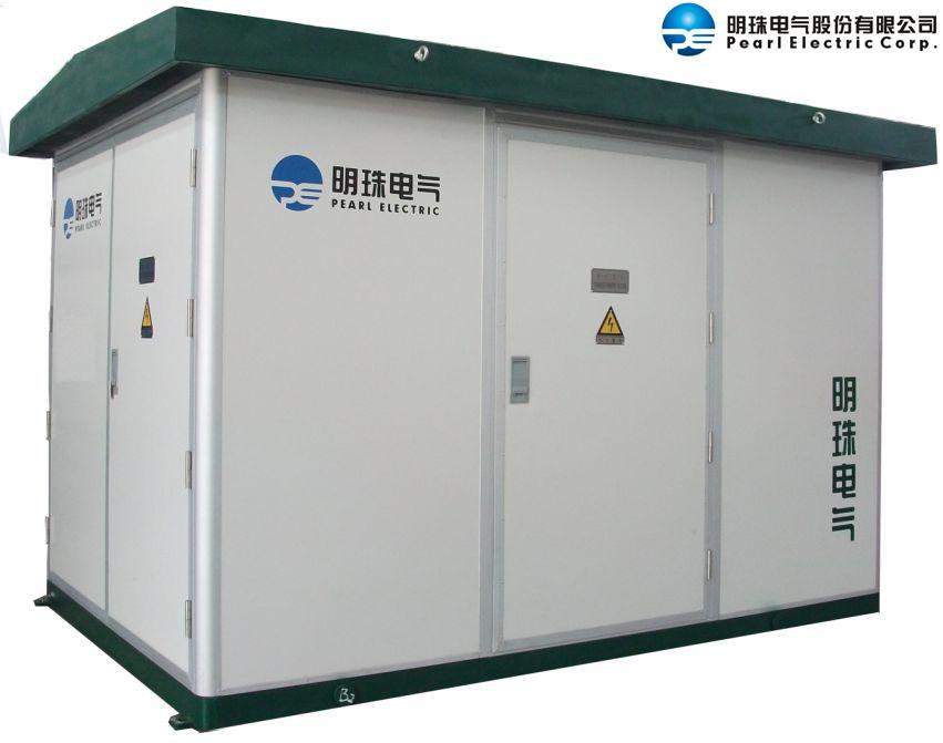 35kv Voltage-Class Cast-Resin Dry-Type Transformer (IP)