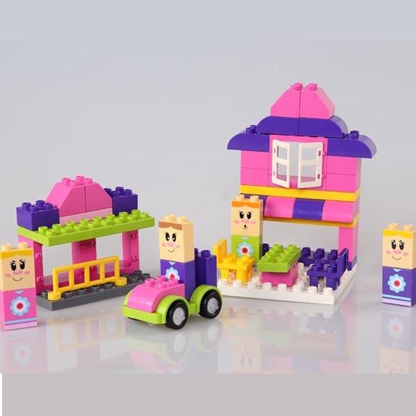 ABS 48PCS Games Children′s Kids Toys