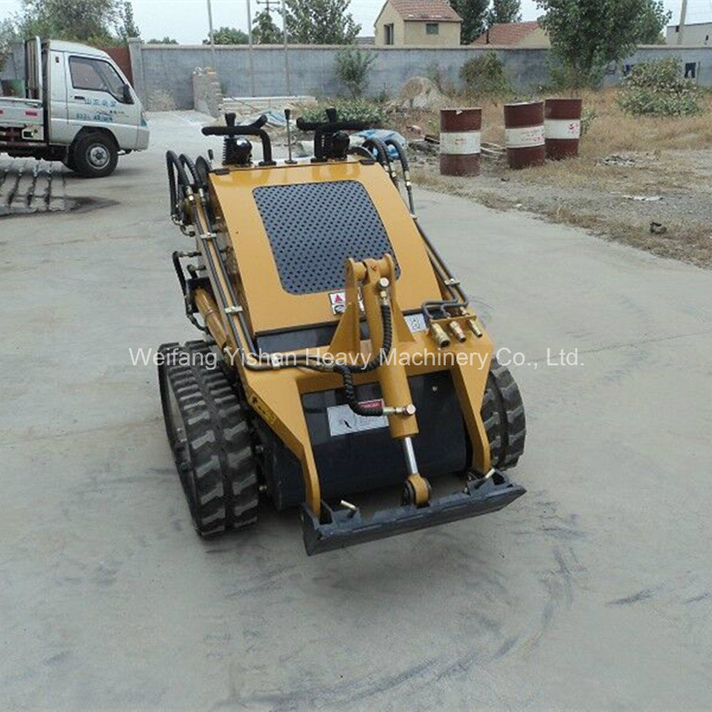 Used Mini Skid Steer Loader