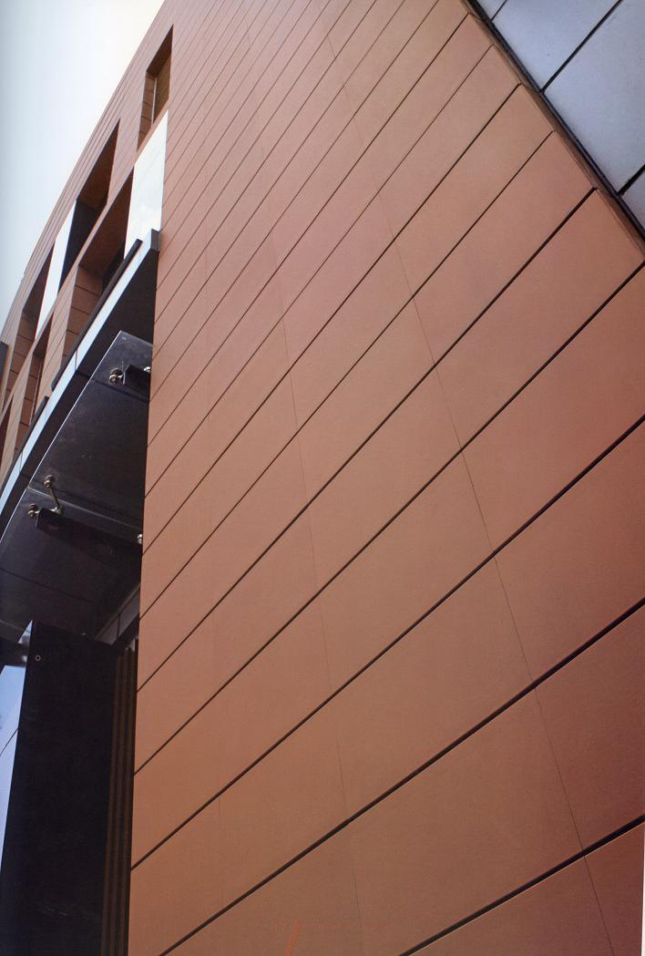 Exterior Composite Panels : China titanium zinc composite panel