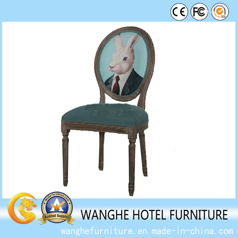 Wedding Furniture Wood Fancy Dining Chair