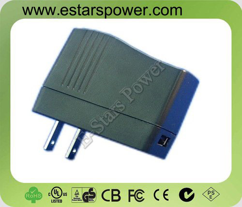 PA1015 18W Series AC/DC Adapter with 100-240 Input