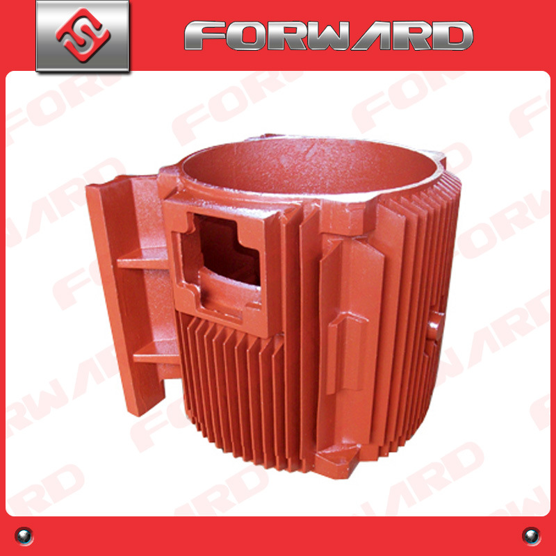 Customized Casting Aluminum Motor Case with Machining